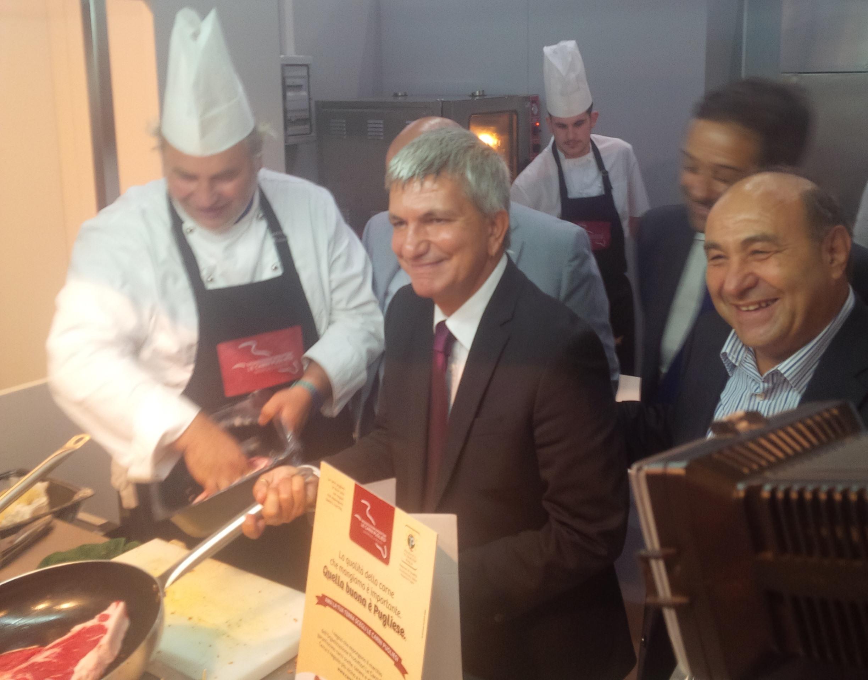Le Carni Pugliesi - Fiera Del Levante 2014